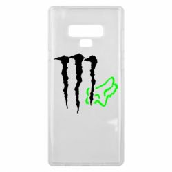 Чохол для Samsung Note 9 Monster Energy FoX
