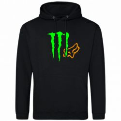 Толстовка Monster Energy FoX