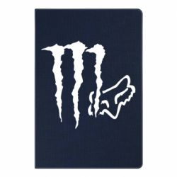 Блокнот А5 Monster Energy FoX