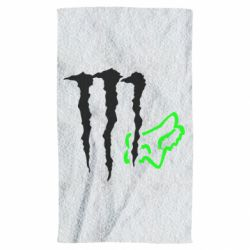 Рушник Monster Energy FoX