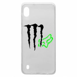 Чохол для Samsung A10 Monster Energy FoX