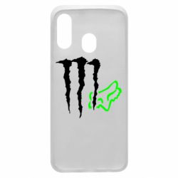 Чохол для Samsung A40 Monster Energy FoX