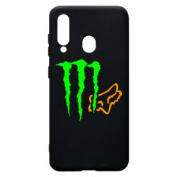 Чохол для Samsung A60 Monster Energy FoX