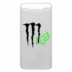 Чохол для Samsung A80 Monster Energy FoX