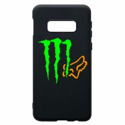 Чохол для Samsung S10e Monster Energy FoX