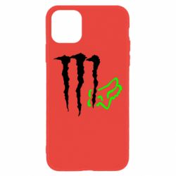 Чохол для iPhone 11 Monster Energy FoX