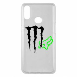 Чохол для Samsung A10s Monster Energy FoX