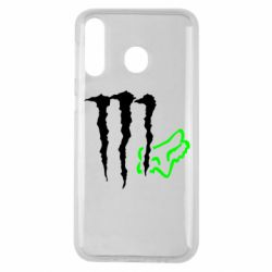 Чохол для Samsung M30 Monster Energy FoX