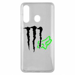 Чохол для Samsung M40 Monster Energy FoX