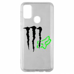 Чохол для Samsung M30s Monster Energy FoX