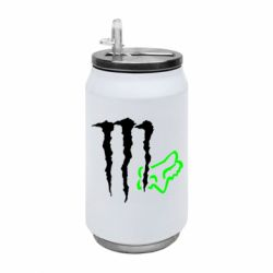 Термобанка 350ml Monster Energy FoX