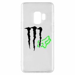 Чохол для Samsung S9 Monster Energy FoX