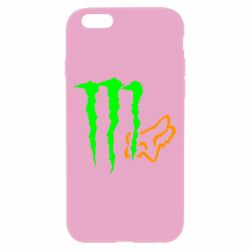 Чохол для iPhone 6/6S Monster Energy FoX