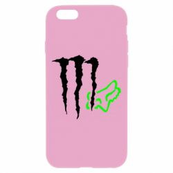 Чохол для iPhone 6 Plus/6S Plus Monster Energy FoX