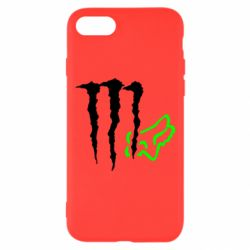 Чохол для iPhone 7 Monster Energy FoX