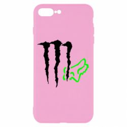 Чохол для iPhone 7 Plus Monster Energy FoX