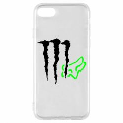 Чохол для iPhone 8 Monster Energy FoX