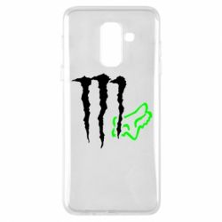 Чохол для Samsung A6+ 2018 Monster Energy FoX