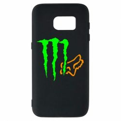 Чохол для Samsung S7 Monster Energy FoX