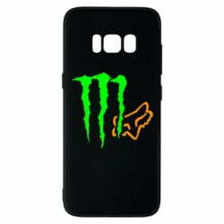Чохол для Samsung S8 Monster Energy FoX