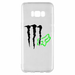 Чохол для Samsung S8+ Monster Energy FoX