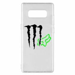 Чохол для Samsung Note 8 Monster Energy FoX