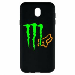 Чохол для Samsung J7 2017 Monster Energy FoX