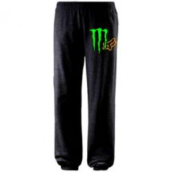 Штаны Monster Energy FoX