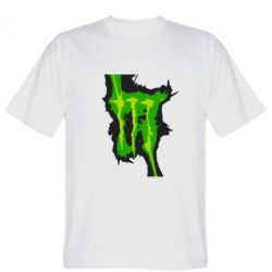 Monster Energy green - FatLine