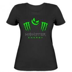 Жіноча футболка Monster Energy Halloween