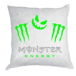 Подушка Monster Energy Halloween