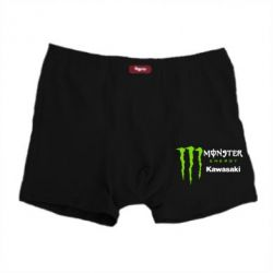 Мужские трусы Monster Energy Kawasaki - FatLine