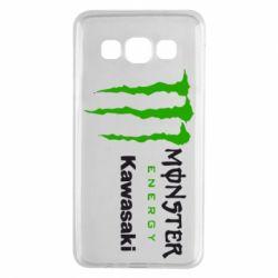 Чохол для Samsung A3 2015 Monster Energy Kawasaki