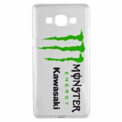 Чохол для Samsung A5 2015 Monster Energy Kawasaki