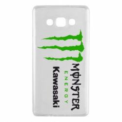 Чохол для Samsung A7 2015 Monster Energy Kawasaki