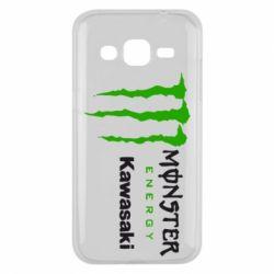 Чохол для Samsung J2 2015 Monster Energy Kawasaki