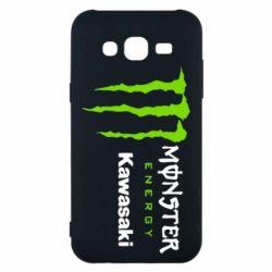 Чохол для Samsung J5 2015 Monster Energy Kawasaki