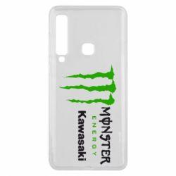 Чохол для Samsung A9 2018 Monster Energy Kawasaki