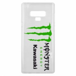 Чохол для Samsung Note 9 Monster Energy Kawasaki