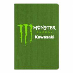 Блокнот А5 Monster Energy Kawasaki