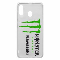 Чохол для Samsung A20 Monster Energy Kawasaki