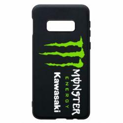 Чохол для Samsung S10e Monster Energy Kawasaki