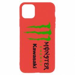 Чохол для iPhone 11 Monster Energy Kawasaki