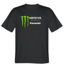 Чоловіча футболка Monster Energy Kawasaki