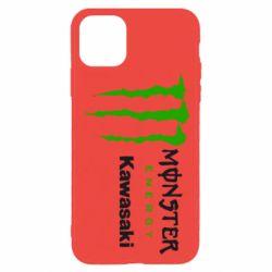 Чохол для iPhone 11 Pro Monster Energy Kawasaki