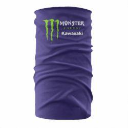 Бандана-труба Monster Energy Kawasaki
