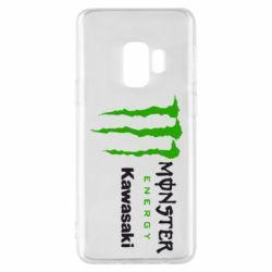 Чохол для Samsung S9 Monster Energy Kawasaki