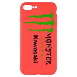 Чохол для iPhone 7 Plus Monster Energy Kawasaki