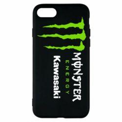Чохол для iPhone 8 Monster Energy Kawasaki