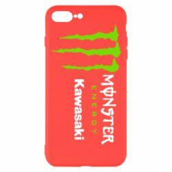 Чохол для iPhone 8 Plus Monster Energy Kawasaki